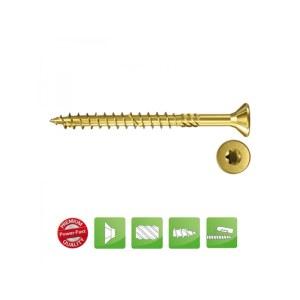 Wood screw Fischer TX30; 6,0x160 mm; 100 units