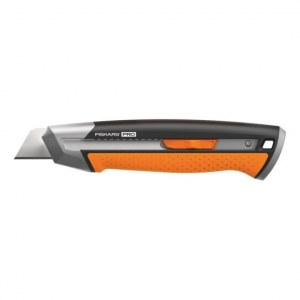 Knife Fiskars CarbonMax 1027228; 25 mm