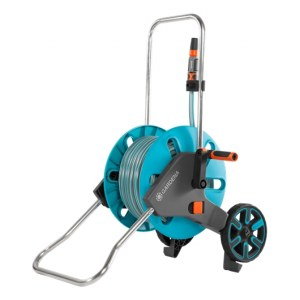 Watering hose trolley Gardena AquaRoll M; 20 m; 13 mm with watering hose
