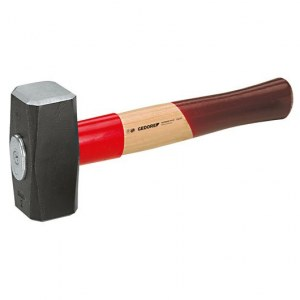 Hammer with wooden shaft Gedore 8887100; 1500 g
