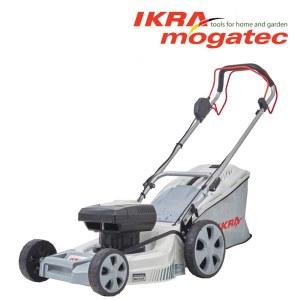 Lawn Mower Ikra Mogatec IAM 40-4625 S; 40 V; 2x2,5 Ah cordless; self propelled