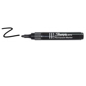 Marking pen Irwin Sharpie black, round