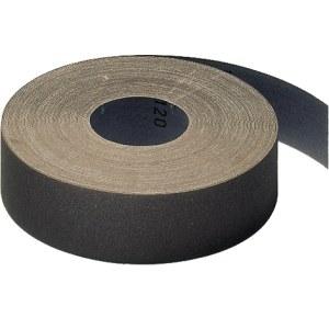 Abrasive paper roll Klingspor; KL 385 JF; 50x50000 mm; K100; 1 units
