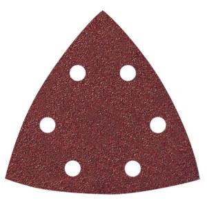 Sandpaper for delta sander Klingspor; PS 22 K; 96 mm; K60; 5 units