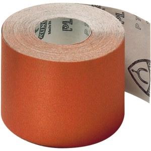 Abrasive paper roll Klingspor; PL 31 B; 95x50000 mm; K80; 1 units