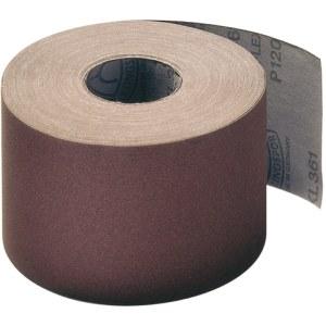 Abrasive paper roll Klingspor; KL 361 JF; 25x50000 mm; K400; 1 units