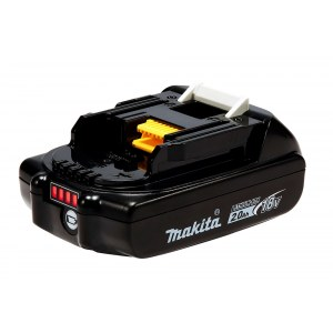 Battery Makita BL1820B; 18 V; 2,0 Ah; Li-ion