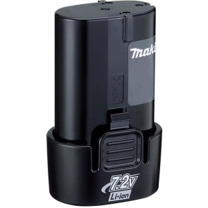 Battery Makita BL0715; 7,2 V; 1,5 Ah; Li-ion