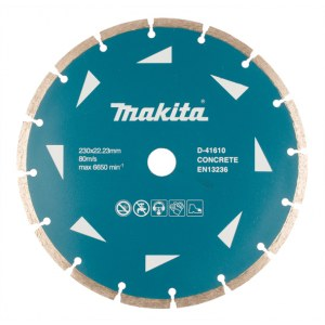 Diamond cutting disc for dry cutting Makita; 230 mm