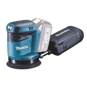 Orbital sander Makita DBO180Z; 18 V (without battery and charger)