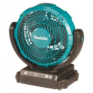 Cordless Fan Makita DCF102Z; 18 V (without battery and charger)
