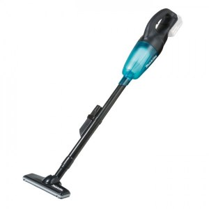 Vacuum cleaner Makita DCL180ZB; 18 V (without battery and charger)