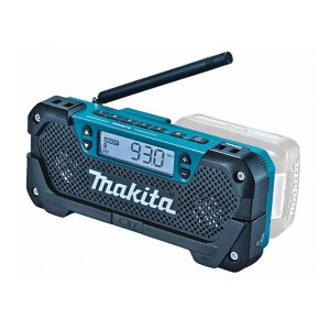 Radio Makita DEAMR052; 10,8 V (without battery and charger)