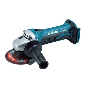 Angle grinder Makita DGA452Z; 18 V (without battery and charger)