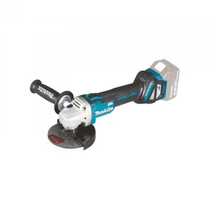 Cordless angle grinder Makita DGA511Z; 18 V; 125 mm; (without battery and charger)