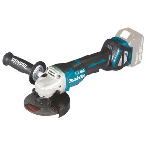 Angle grinder Makita DGA518ZU; 18 V (without battery and charger)