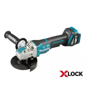 Angle grinder Makita DGA519Z; 18 V (without battery and charger)