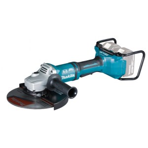 Angle grinder Makita DGA900ZX1; 2x18 V; 230 mm (without battery and charger)