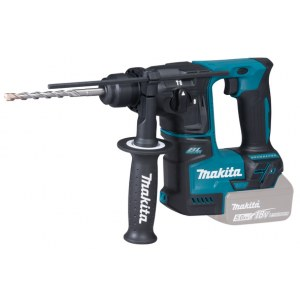 Hammer drill Makita DHR171Z; 18 V; 1,2 J; SDS-plus (without battery and charger)
