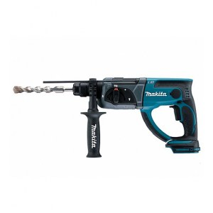 Hammer drill Makita DHR202Z; 18 V; 2 J; SDS-plus (without battery and charger)