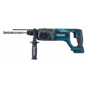 Hammer drill Makita DHR241Z; 18 V; 2,0 J; SDS-plus (without battery and charger)