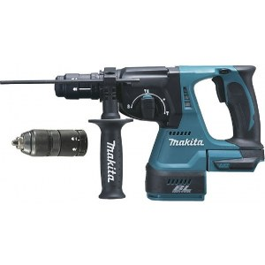 Hammer drill Makita DHR243Z; 2,0 J; SDS-plus (without battery and charger)