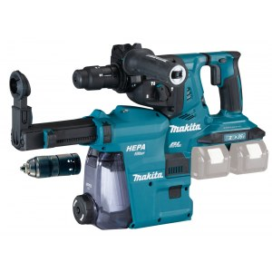 Cordless rotary hammer Makita DHR281ZWJ; 2,8 J; SDS-plus; 2x18 V (without battery and charger)