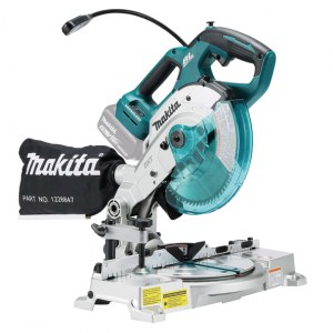 Compound mitre saw Makita DLS600Z; 18 V (without battery and charger)