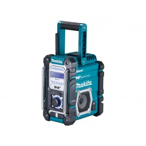 Radio Makita DMR112; 7,2 - 18 V (without battery and charger)