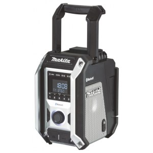 Radio Makita DMR114B; 12V/10,8 V/14,4 V/18 V (without battery and charger)