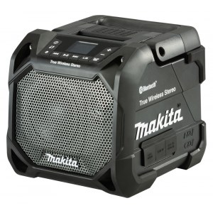 Bluetooth® speaker Makita DMR203B; 12-18 V (without battery and charger)