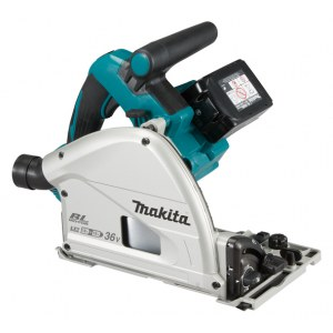 Cordless circular saw Makita DSP601ZJU; Bluetooth®; 2x18 V (without battery and charger)