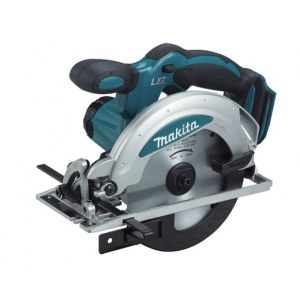 Cordless circular saw Makita DSS610Z; 18 V (without battery and charger)