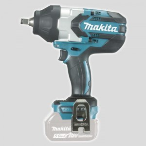 Impact wrench Makita DTW1002Z; 18 V (without battery and charger)