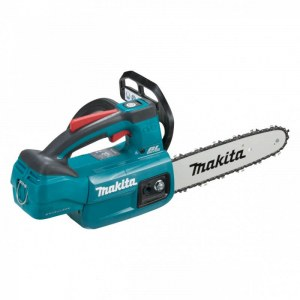 Chainsaw Makita DUC254Z; 18 V; 25 cm bar; (Without battery and charger)