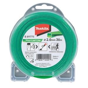 Cutting wire Makita E-01775; 2,0 mm/30 m
