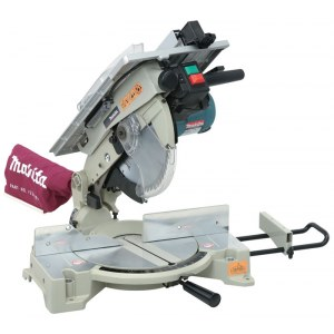 Combined table - mitre saw machine Makita LH1040F