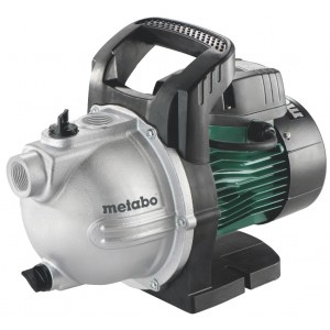 Water Pump Metabo P 2000 G