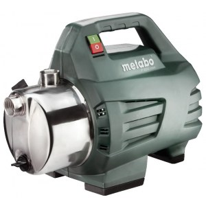 Water Pump Metabo P 4500 INOX