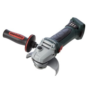 Cordless angle grinder Metabo W 18 LTX, 125 mm (without battery and charger)
