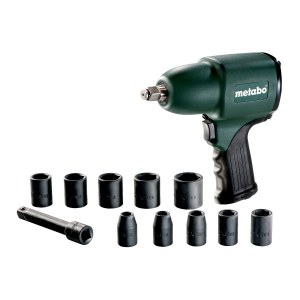 Pneumatic Impact Wrench Metabo DSSW 360 SET