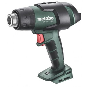 Heat blower Metabo HG 18 LTX 500; 18 V (without battery and charger)