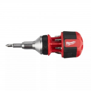 Manual screw driver Milwaukee 4932471868 + screwdriver Bit