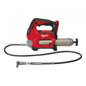 Cordless grease gun Milwaukee M18 GG-0; 18 V (without battery and charger)