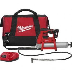 Cordless grease gun Milwaukee M12 GG-401B; 12 V; 1x4,0Ah accu.