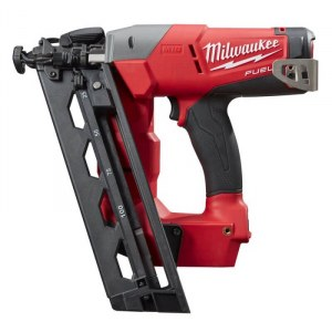 Strip nailer Milwaukee M18 CN16GA-0; 18 V (without battery and charger)