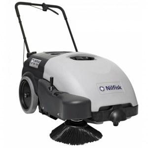 Nilfisk-ALTO Sweeper SW750; 12 V; 1x46 Ah accu.