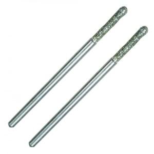 Diamond drill bit Proxxon; 2,2 mm