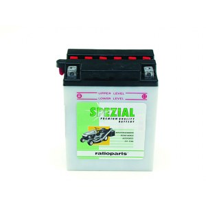 Battery for lawn tractors 12N18-3A for MTD, Stiga