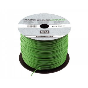 Parameter wire for robot lawn mower Ratioparts; 2,7 mm x 250 m
